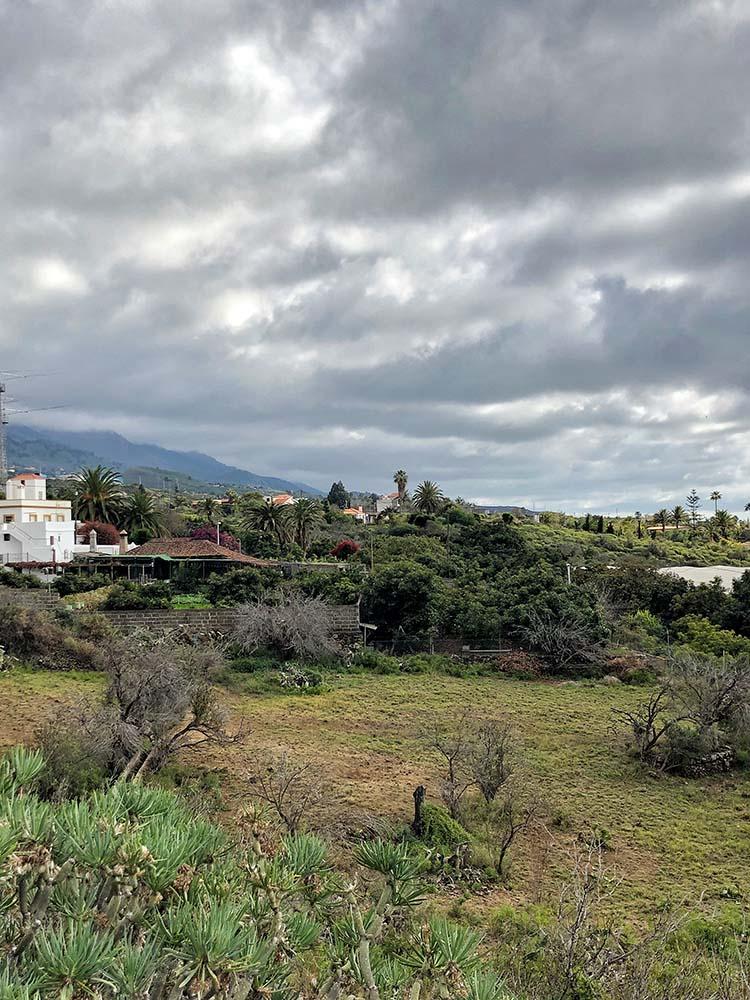 Wolken La Palma Klima Kanaren Canary Vibes