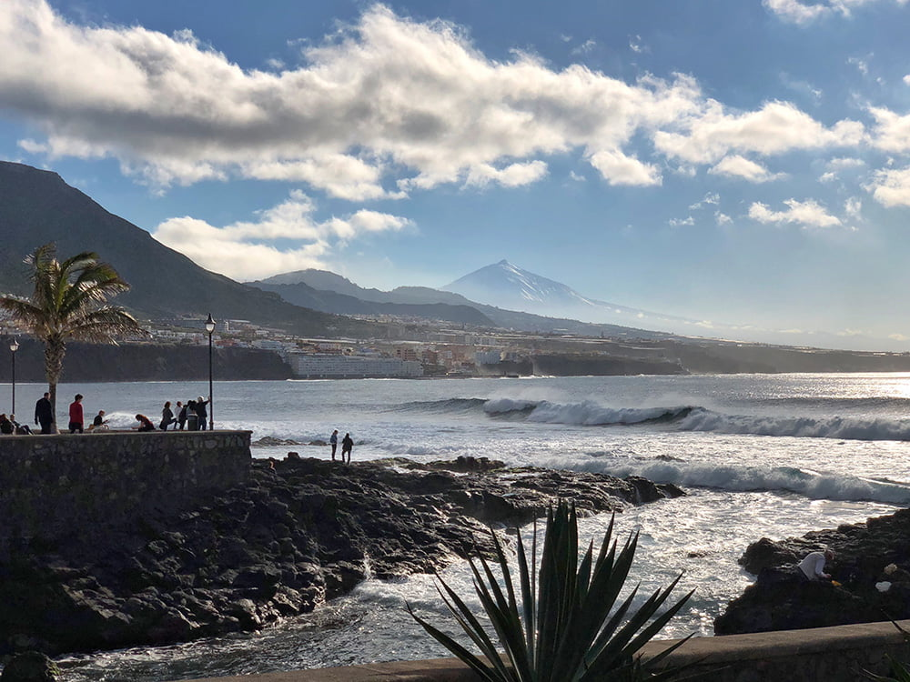 Punta del Hidalgo Teneriffa Canary Vibes