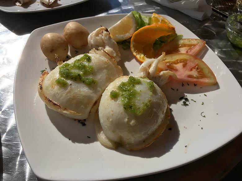 Choco a la plancha Restaurants Teneriffa