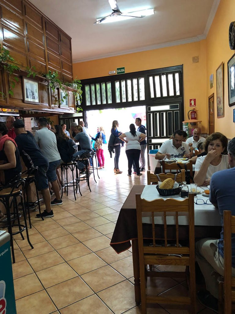 Restaurante la Ermita Tenerife Canary Vibes