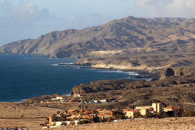 La Pared Surfen auf Fuerteventura