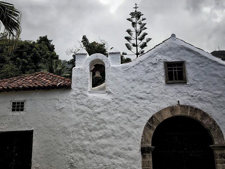 Kapelle Tigaiga Teneriffa