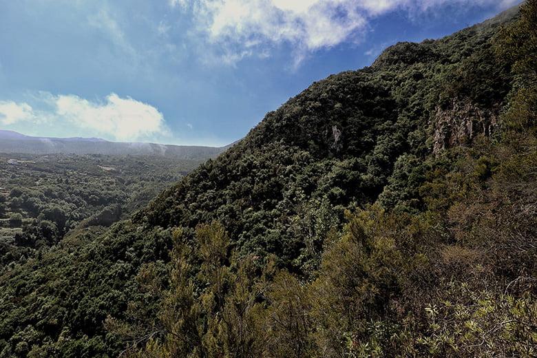 Wandern Teneriffa
