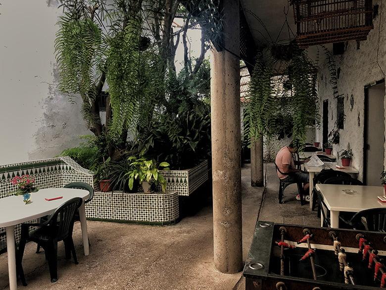 Restaurant La Terraza Palo Blanco