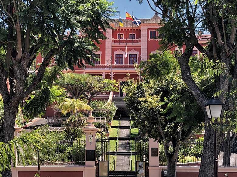 Liceo de Taoro La Orotava Teneriffa