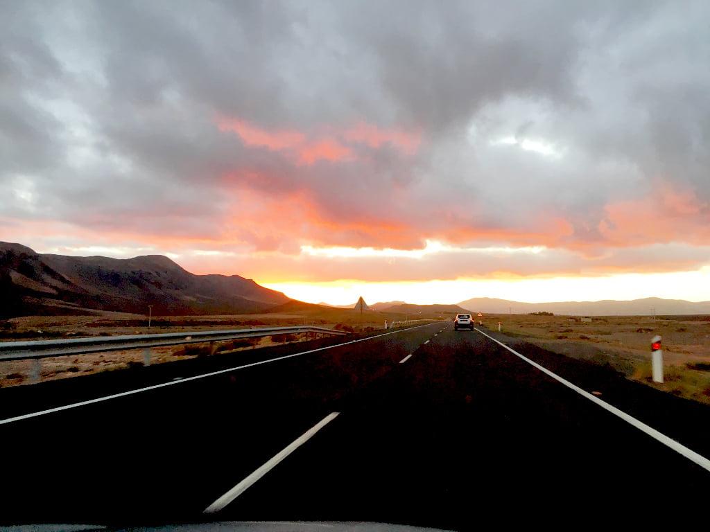 Vanlife Roadtrip Europa Fuerteventura