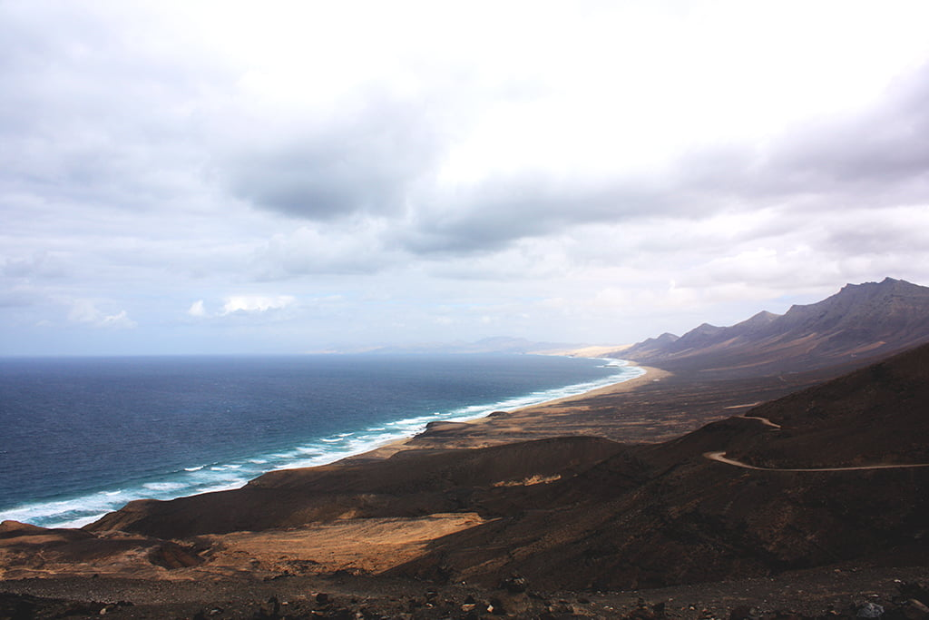 Fuerteventuras wilde Nordküste Cofete