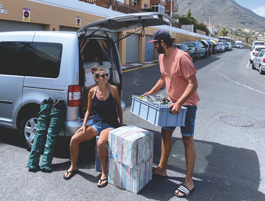 Packliste Camper