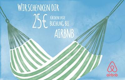 AirBnB Gutschein Canary Vibes