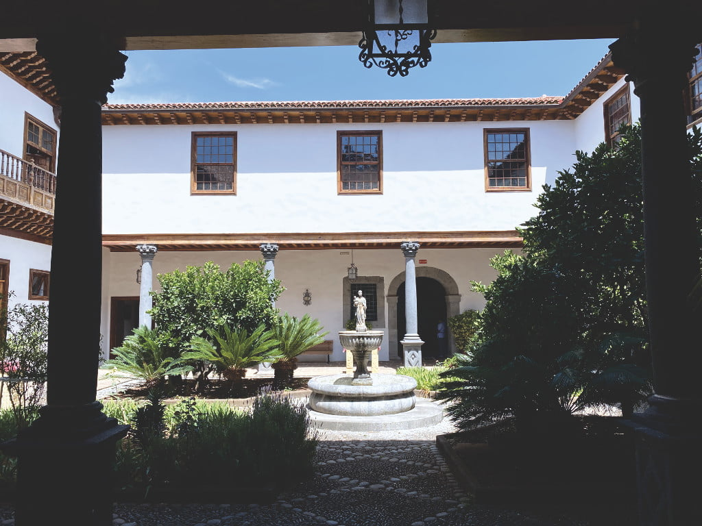 Casa Salazar San Cristóbal de La Laguna Teneriffa