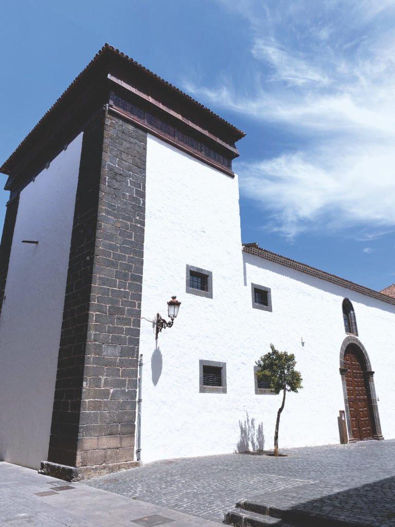 Convento de Santa Clara San Cristóbal de La Laguna Teneriffa