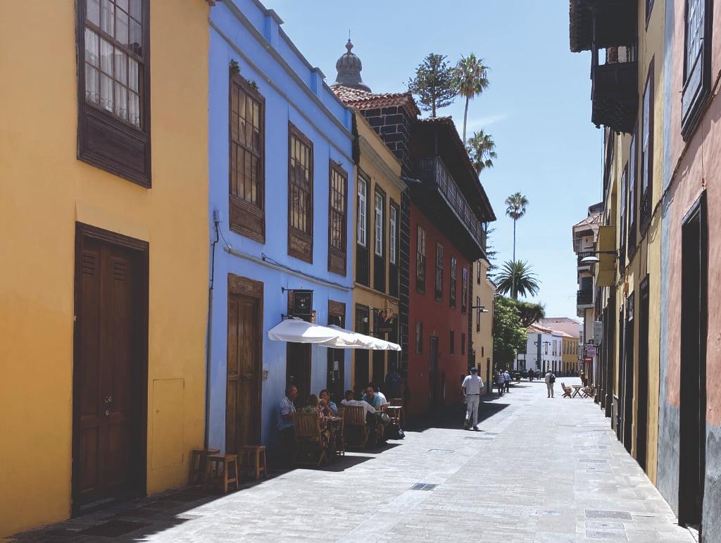 San Cristóbal de La Laguna Altstadt