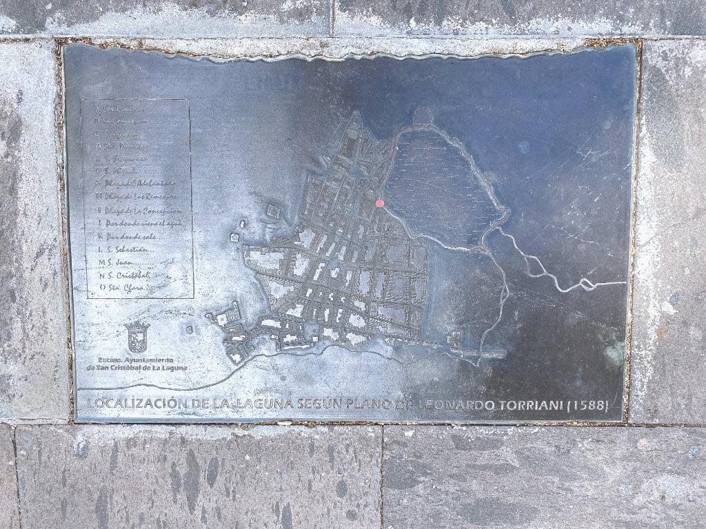 Karte Torriani