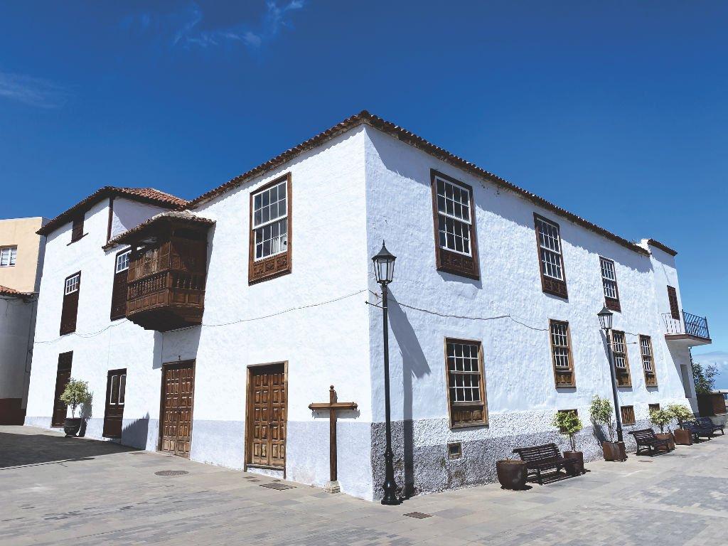 Casa Oramas de Saá San Juan de La Rambla Teneriffa