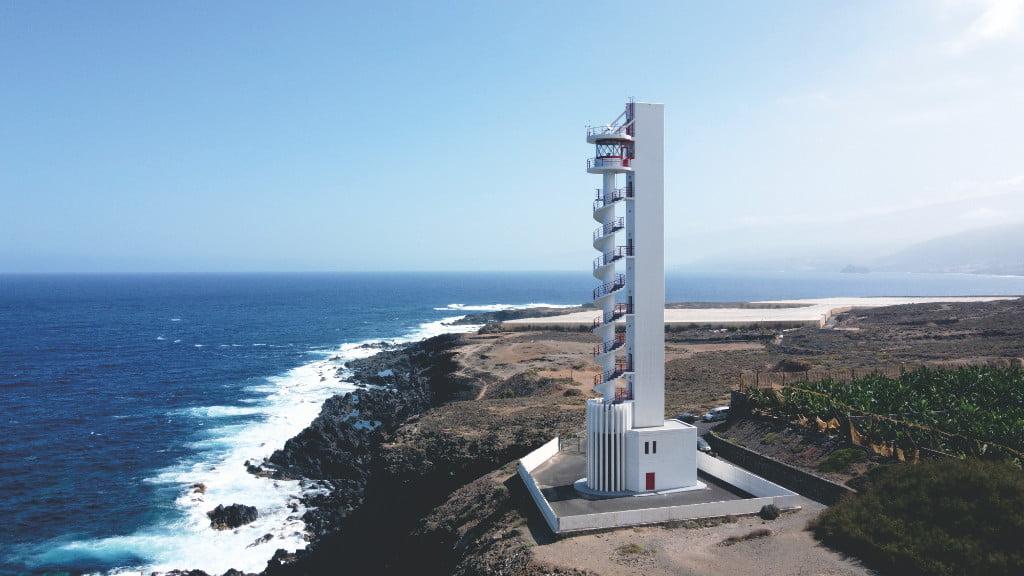 Leuchtturm Faro Buenavista Teneriffa