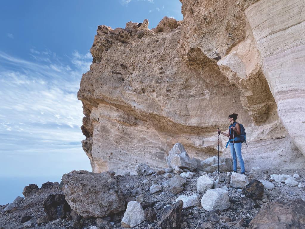 Felsen Teide Nationalpark