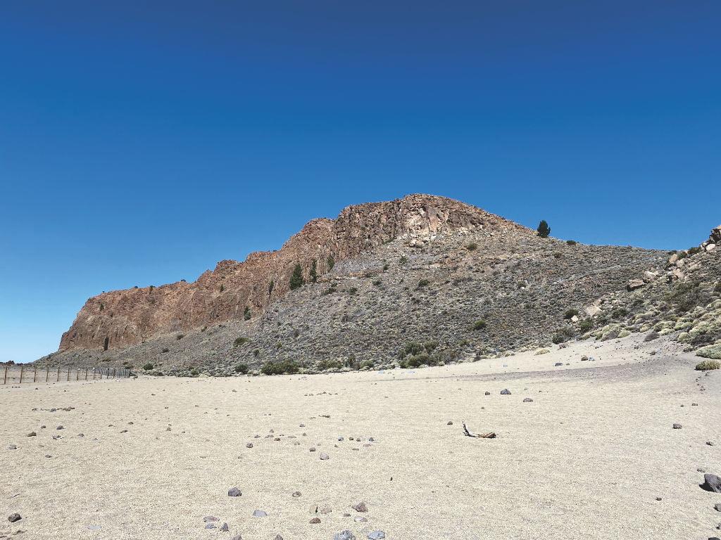 La Fortaleza Teide Nationalpark