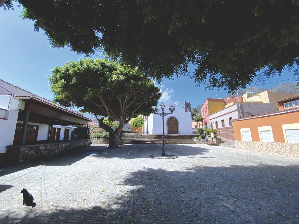 Kirche in El Palmar Buenavista del Norte Teneriffa