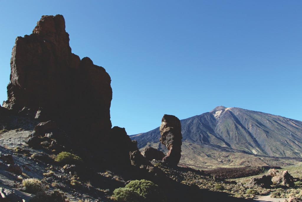 Roques de García Teide Nationalpark