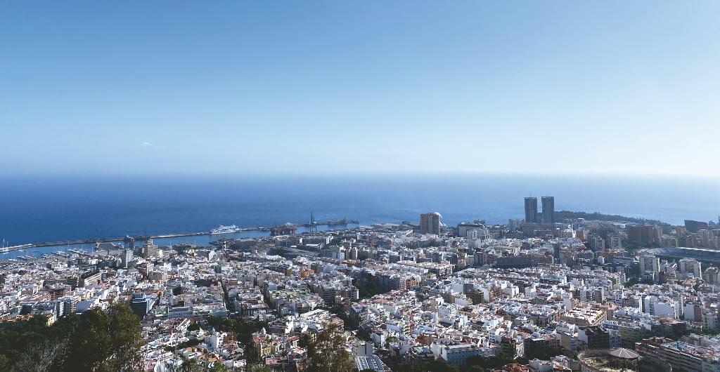 Santa Cruz de Tenerife auf Teneriffa