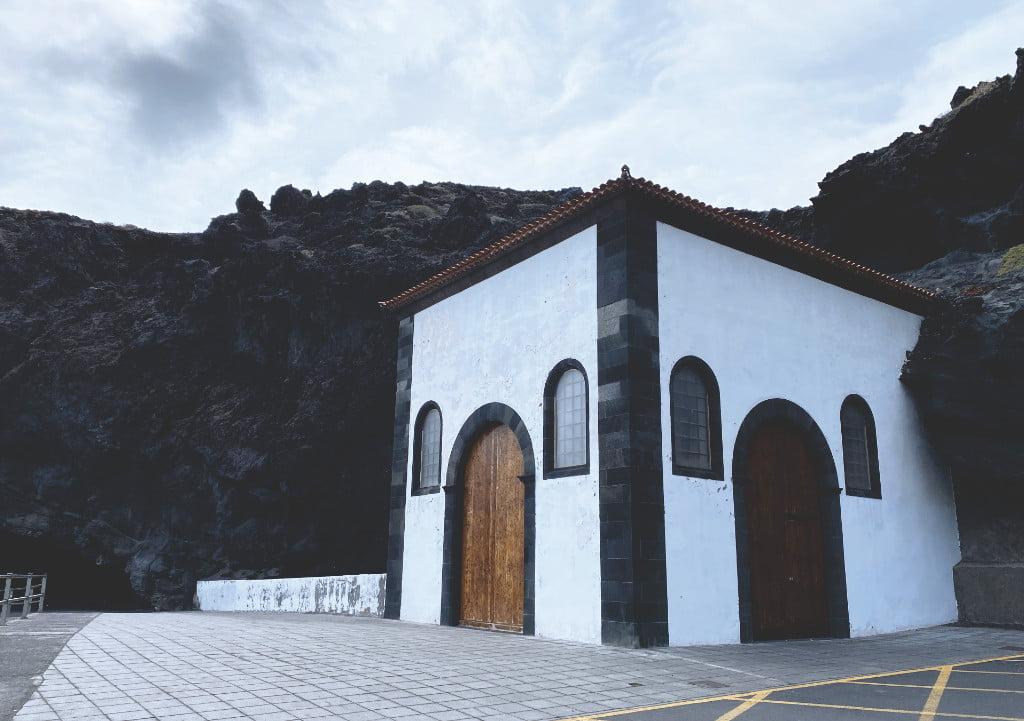 Kapelle von San Blas in Candelaria auf Teneriffa