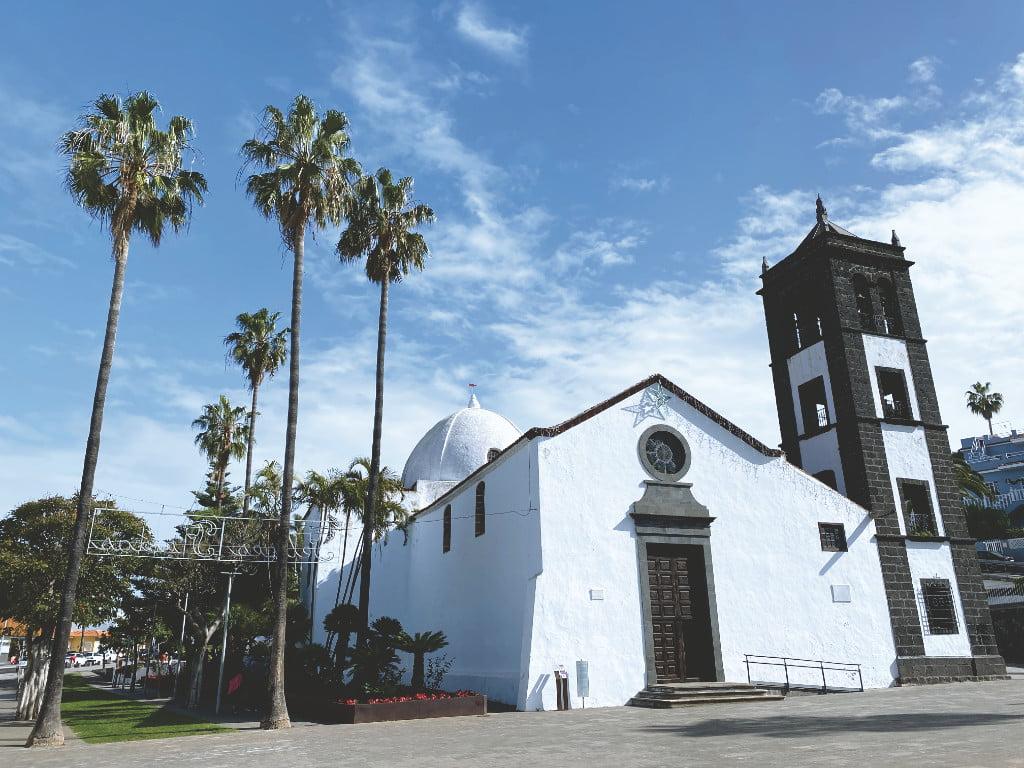 Kirche San Pedro Apóstol