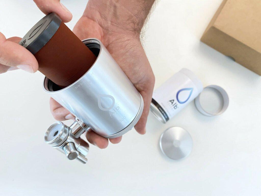 Alb Filter, Trinkwasser auf Reisen