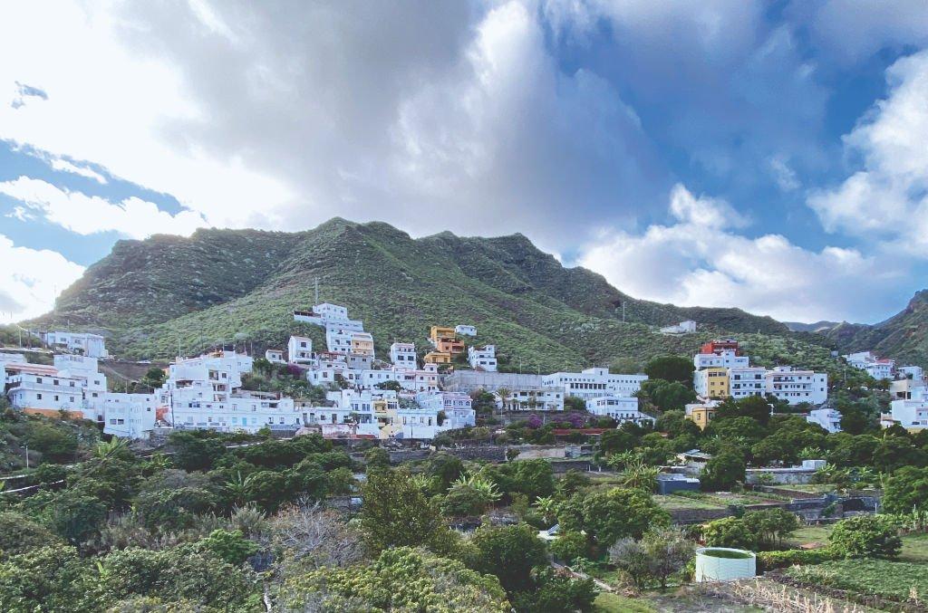 Igueste in der nähe von San Andrés auf der Insel Teneriffa
