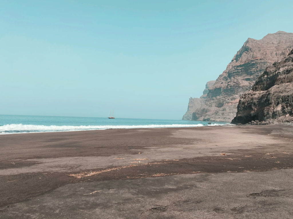 Playa Gülgüi auf Gran canaria