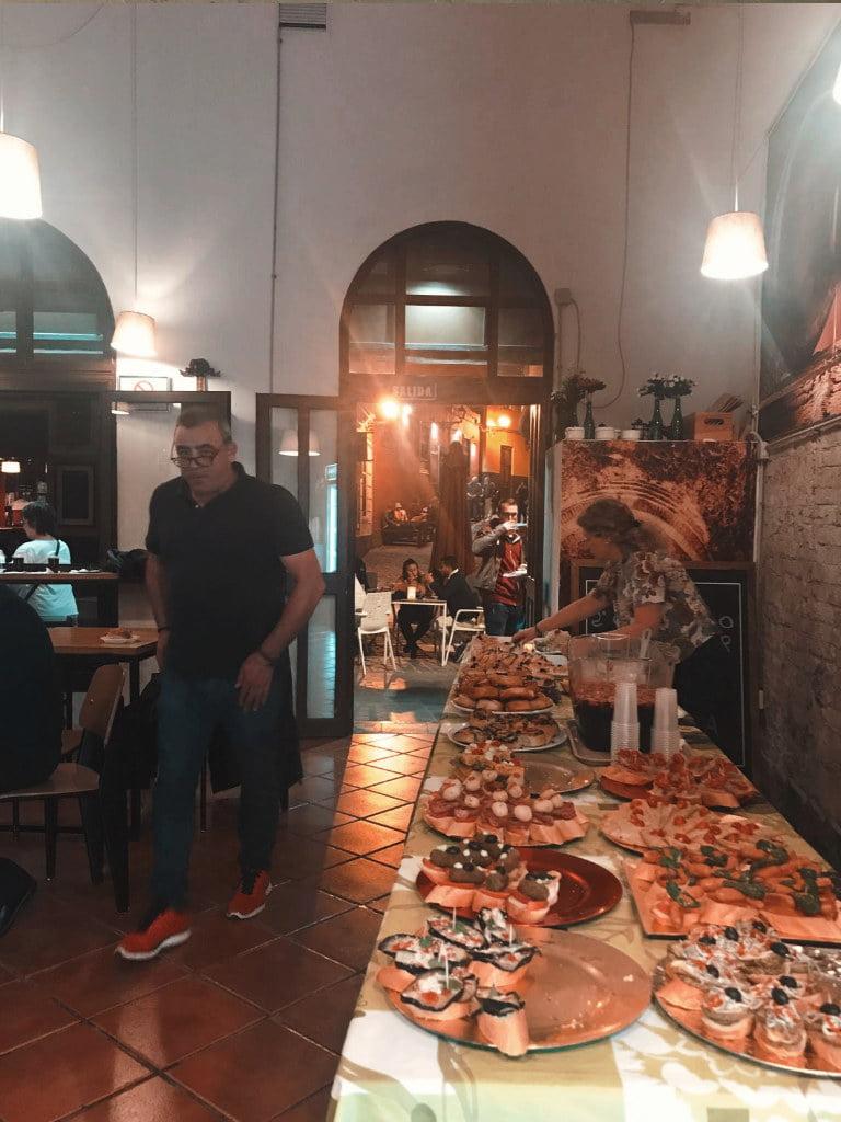 Tapas in Vegueta auf Gran Canaria