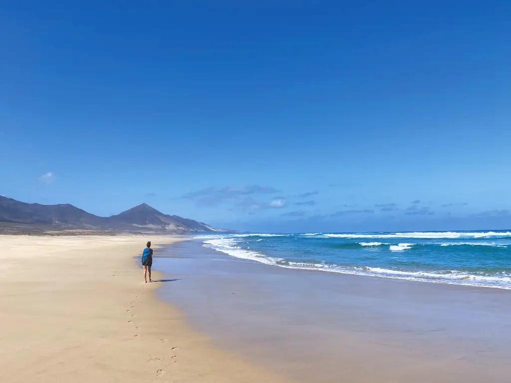 Wandern in Cofete - Die Südwestküste von Fuerteventura