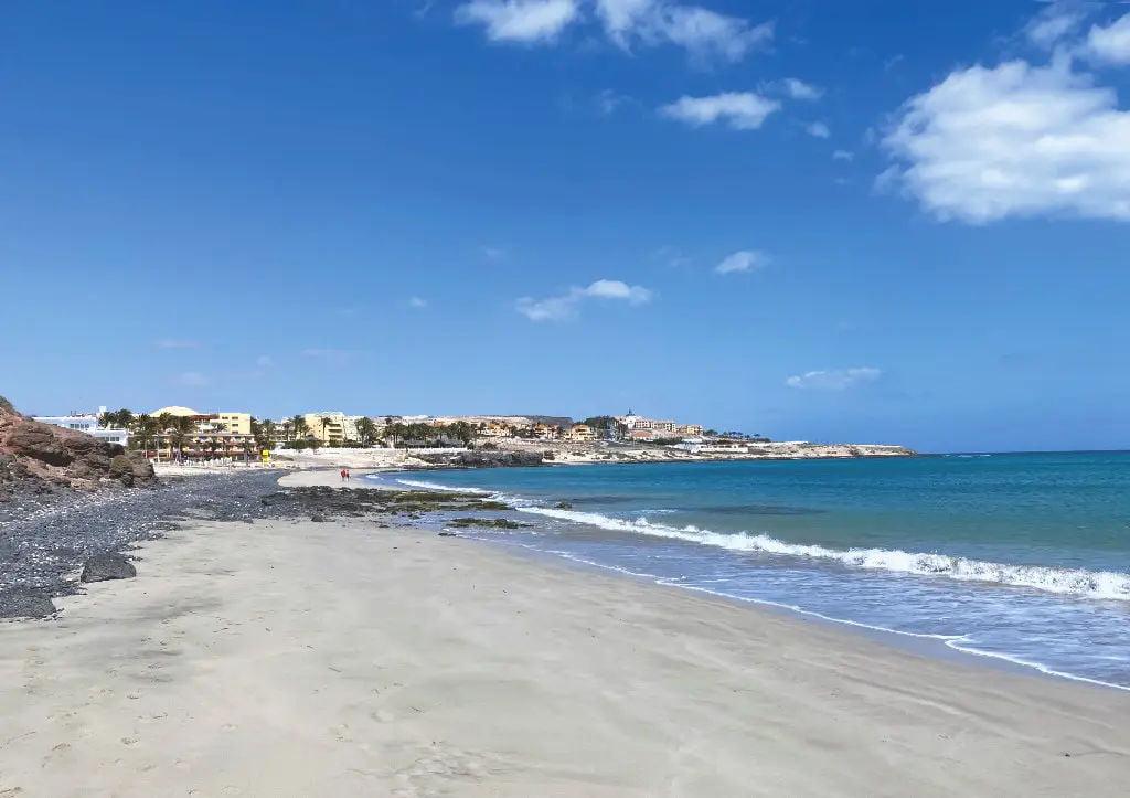 Der Strand von Costa Calma