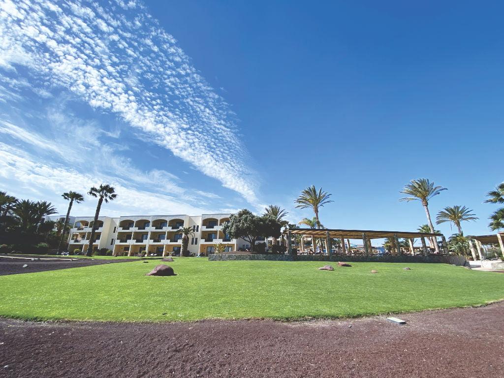 Resort Las Playitas Sport-Hotel auf Fuerteventura