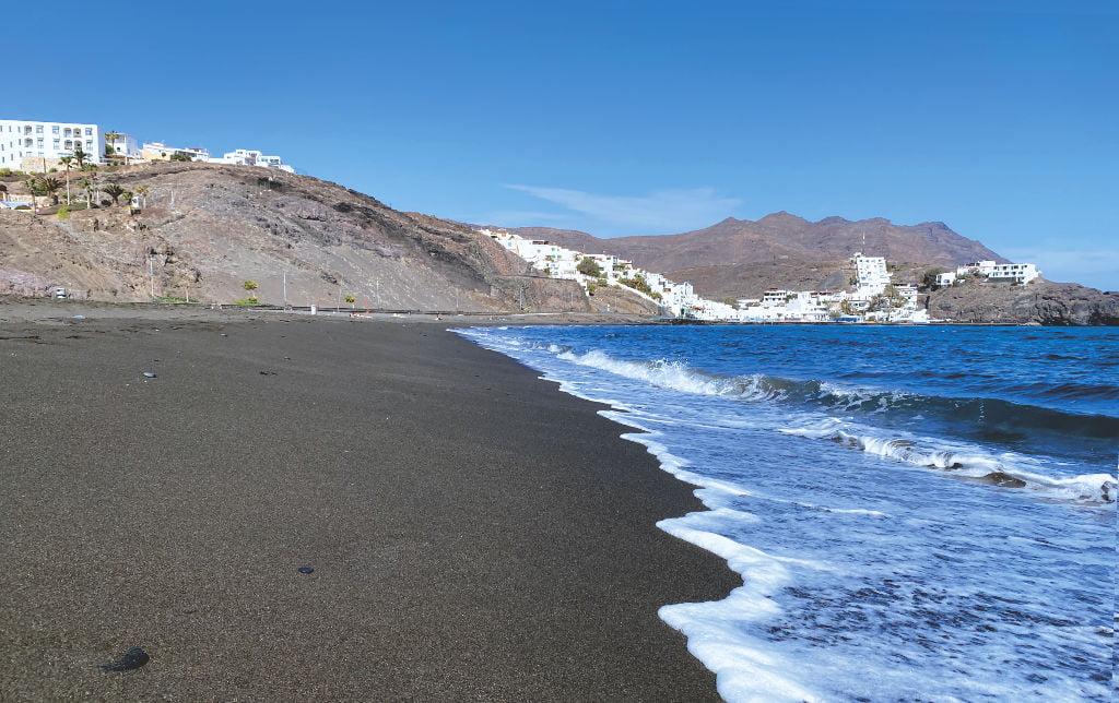 Der Strand von Las Playitas auf Fuerteventura