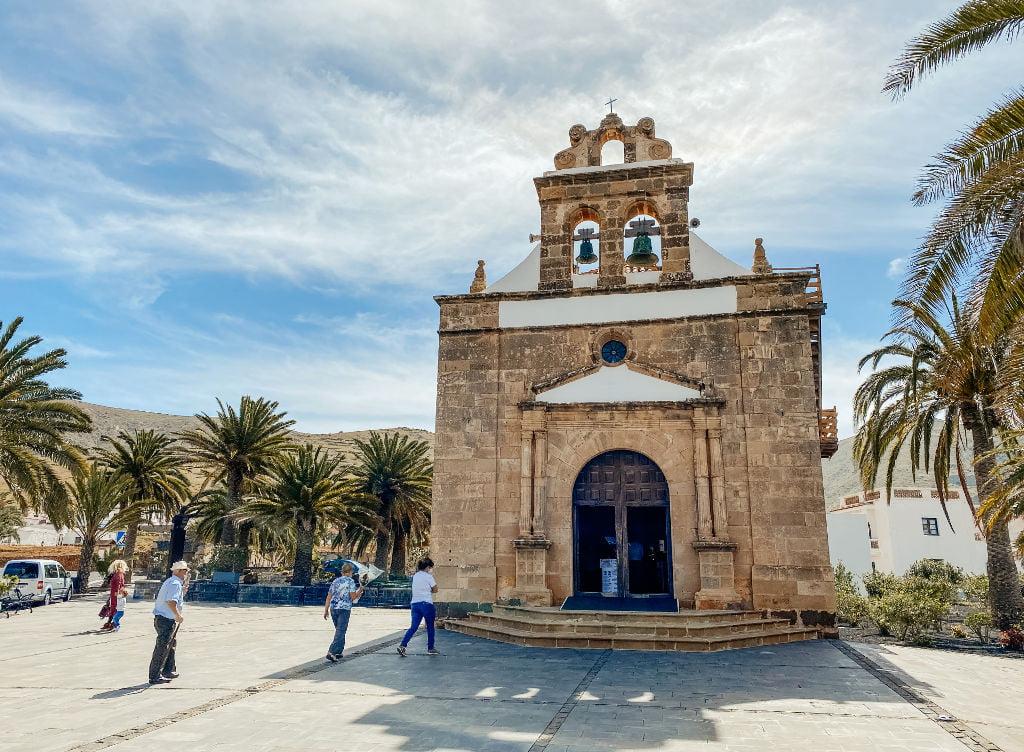 Ermita de Nuestra Señora De la Peña auf Fuerteventura