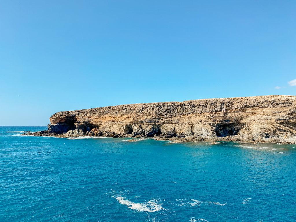 Die Höhlen von Ajuy auf Fuerteventura