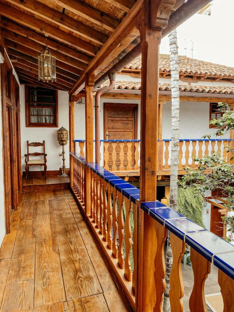 Hotel San Agustín in Icod de los Vinos auf Teneriffa