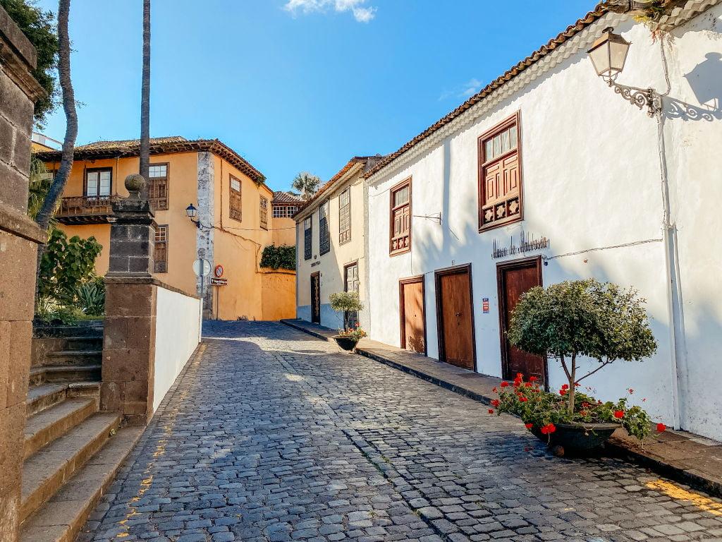 Historischer Ortskern von Icod de los Vinos