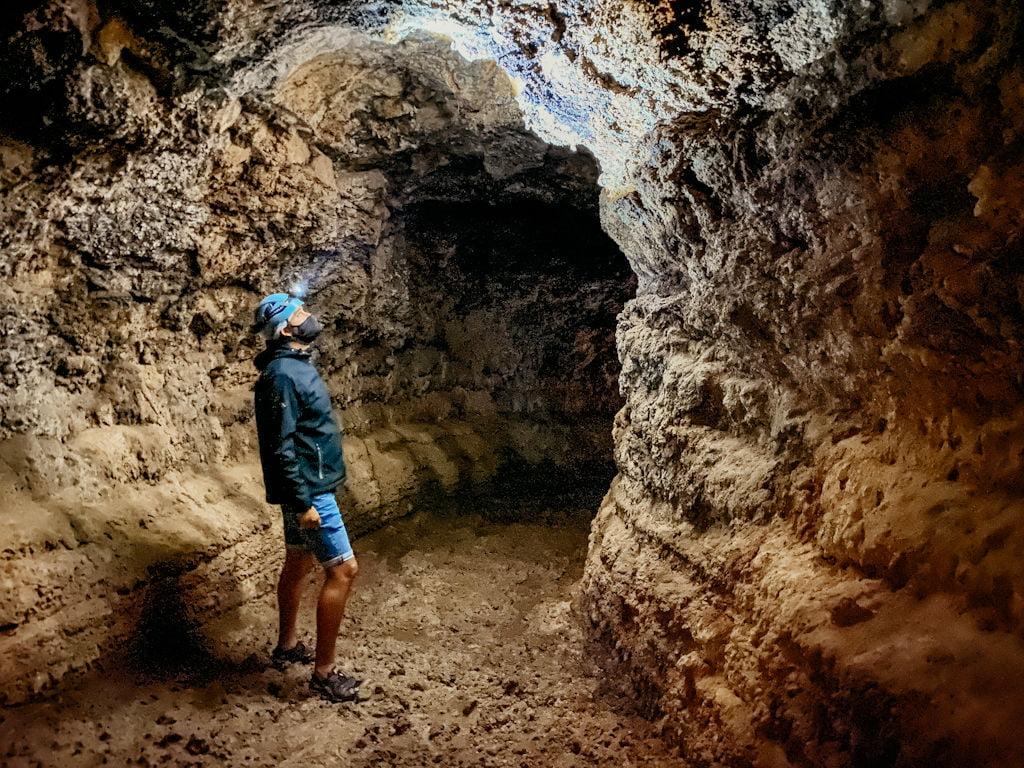 Cueva del Viento in Icod de los Vinos auf Teneriffa
