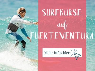 Surfkurse auf Fuerteventura
