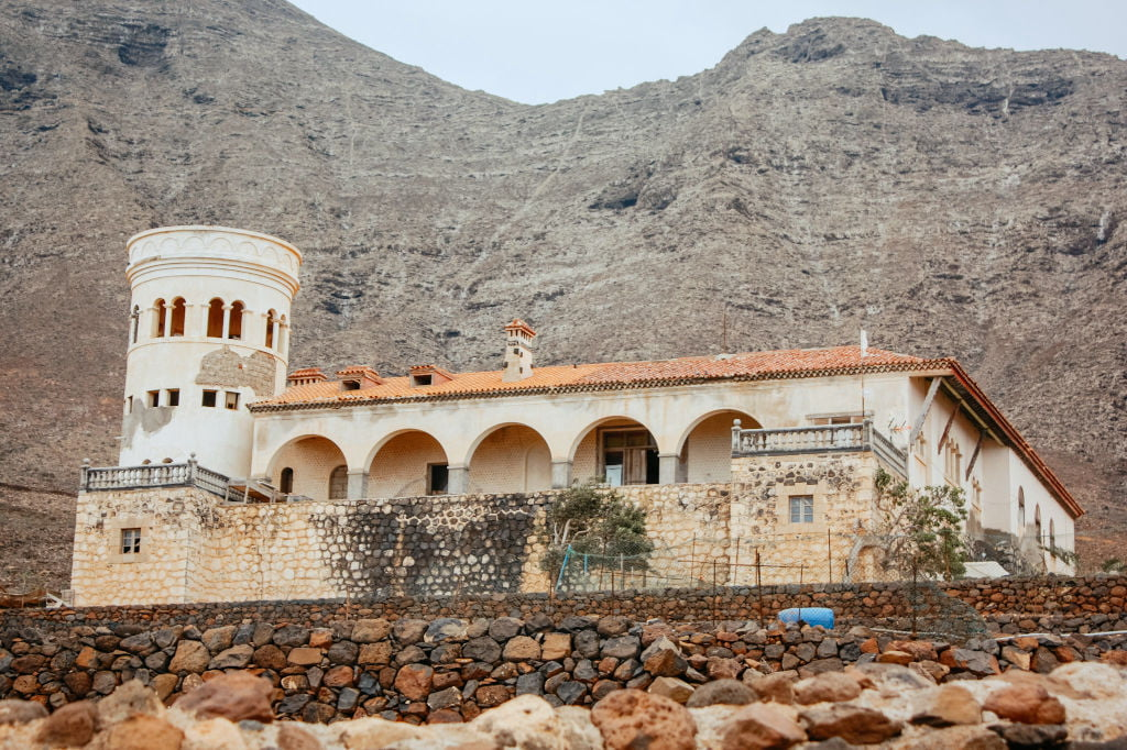 Villa Winter in Cofete auf Fuerteventura